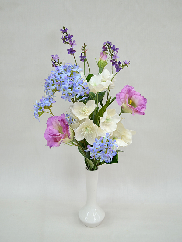 仏花 花器はついておりません フェイク 仏花です。  170 35cm 【造花専門店 岩や】